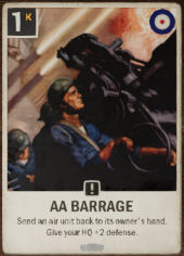 AA Barage