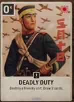 Deadly Duty