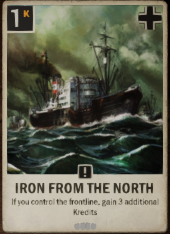 Iron From the North